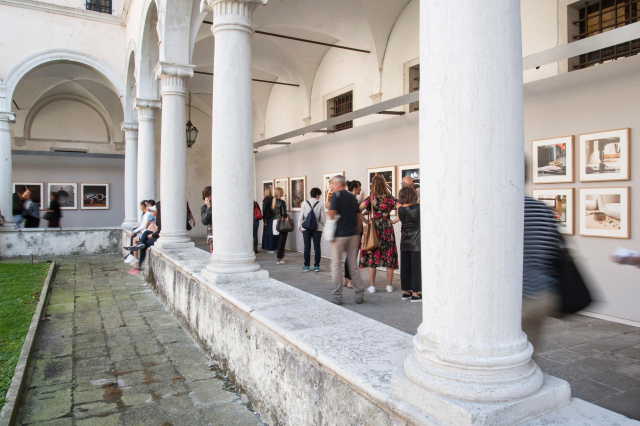 Venetian Way Visitors Photo by Ginevra Formentini © Michelangelo Foundation 2 1789950