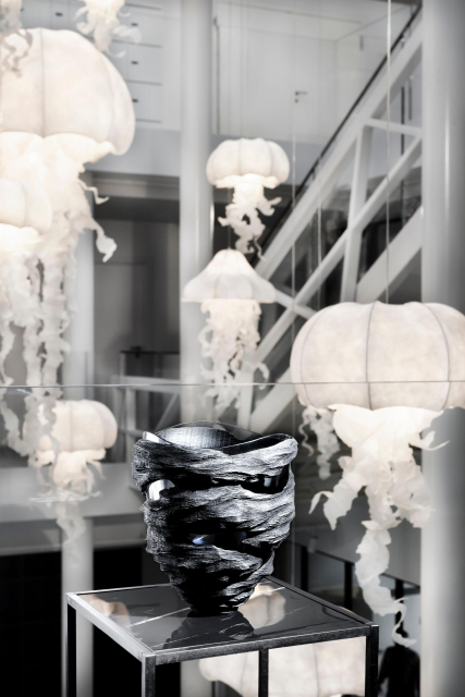 Meduses, Géraldine Gonzalez_Arcades des Arts©Fred Merz Lundi13
