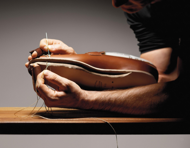 Artisan from Salvatore Ferragamo©Salvatore Ferragamo