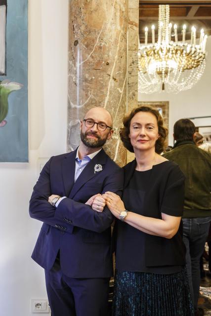 Doppia Firma - 8 Apr 19 - Alberto Cavalli, Francesca Taroni © Luca Rotondo