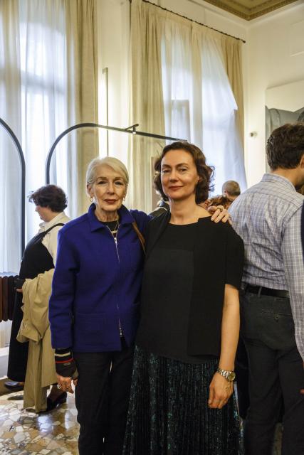 Doppia Firma - 8 Apr 19 - Cristina Morozzi, Francesca Taroni © Luca Rotondo