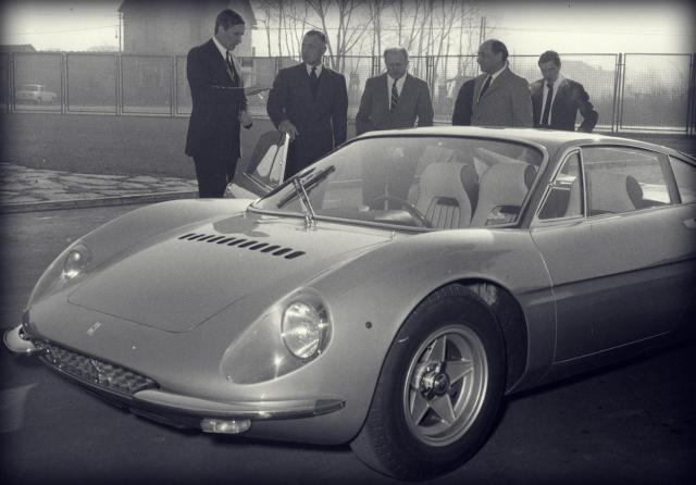 Ferrari©archivio Alamy