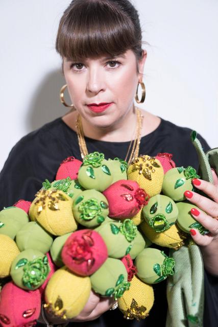Joana Vasconcelos Artist & Homo Faber Guide Ambassador_Kenton Thatcher©UnidadeInfinitaProjectos