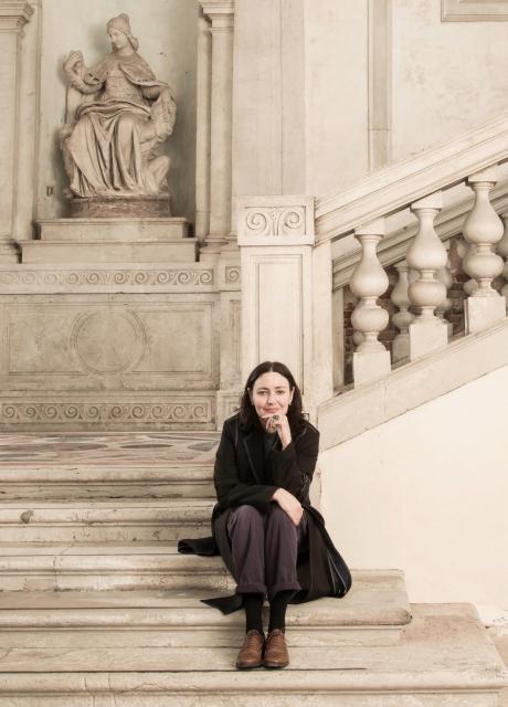 Judith Clark Curator_Laila Pozzo©Michelangelo Foundation