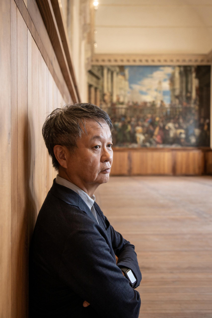 Naoto Fukasawa Curator_Laila Pozzo©Michelangelo Foundation