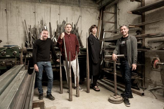 Artisans from Bam design_Designers from Odd Matter©Laila Pozzo