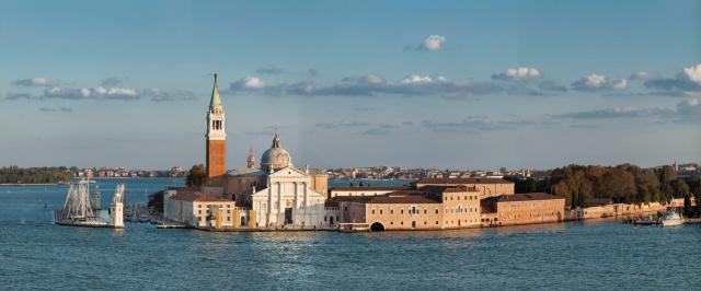 San Giorgio Maggiore Island Matteo De Fina©Courtesy of the Fondazione Giorgio Cini