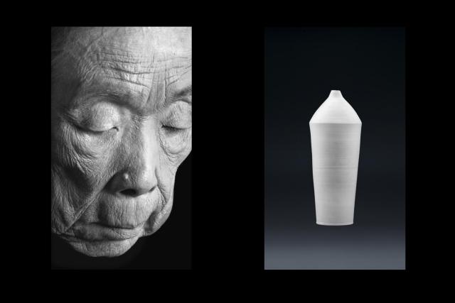 Suzushi Hanayagi by Robert Wilson Curator_Ceramics by Taizo Kuroda Artisan©Robert Wilson_Lovis Dengler Ostenrik