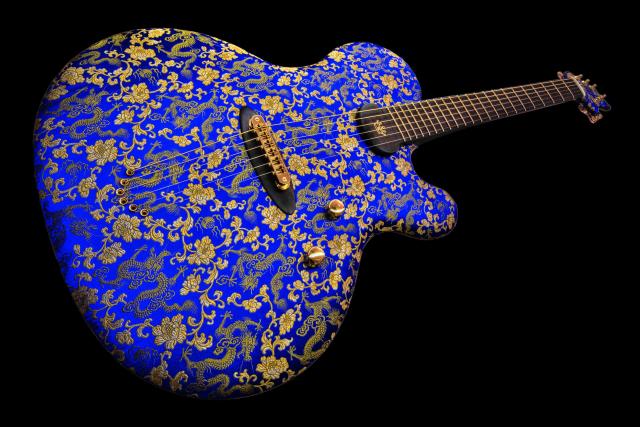 The Blue Dragon Jens Ritter Artisan©Jens Ritter