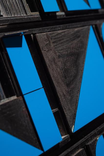 Typographic moduels Silvio Antiga Artisan Erik Spiekermann Designer François Wavre©Michelangelo Foundation